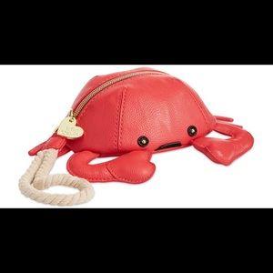 Betsey Johnson Crab Wristlet